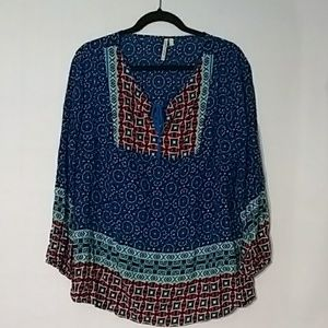 Grand & Greene Blouse SZ XL New Without Tags